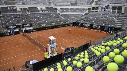 Djokovic overcomes Koepfer to set up Ruud semi-final in Rome