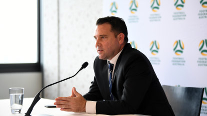 'It's all on the table': FFA boss foreshadows change