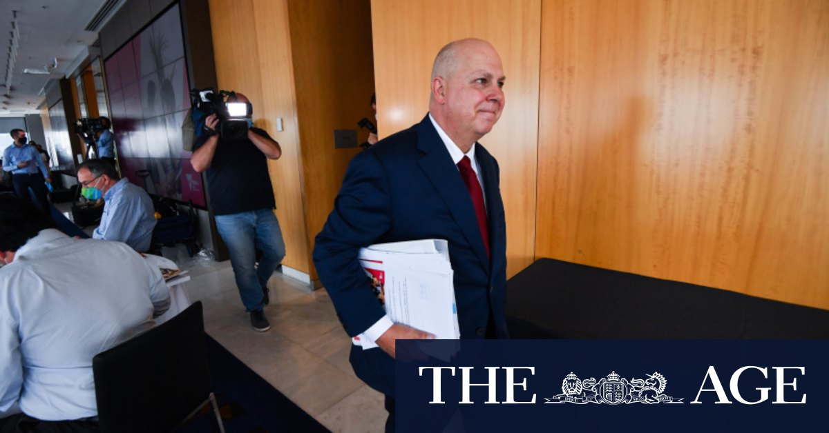 Pallas defends record debt as Premier pushes back on 'table scraps' flak – The Age