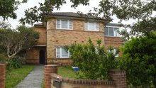 The vendor of the ground floor the 1/37 Wisdom Road, Greenwich, apartment in Sydney had to pay a $35,000 strata levy before her buyer - and neighbour - would settle.