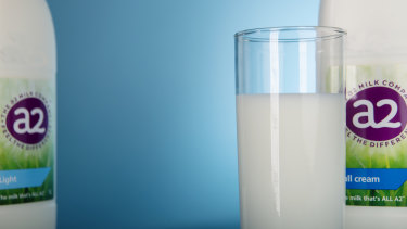 A2 Milk has been forced to slash its profit and earnings forecasts.