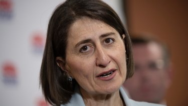 NSW Premier Gladys Berejiklian is loved by voters but there are still calls for her to resign.