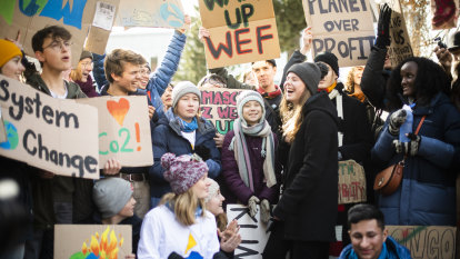 'Bold leadership': Seven young climate activists to have a say in UN