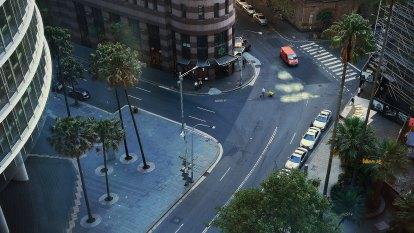 Sydney's peak hour traffic congestion falls 60 per cent