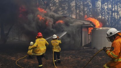 NSW Nationals tell members hazard reduction 'vital' to quell bushfires