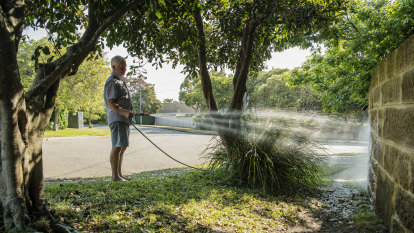 Sydney Water proposes increase in price as drought hits revenue, supply