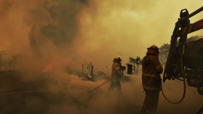 Safety in numbers: As a horror fire season looms, firefighters are struggling to attract new volunteers