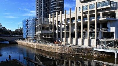 Builders say Sydney suburban lockdowns halting $6b worth of projects
