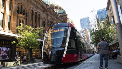 'Vague and half-baked': Lagging CBD light rail set to speed up