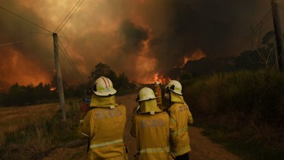 Hundreds of cyber attacks aimed at accessing bushfire funds, says Red Cross