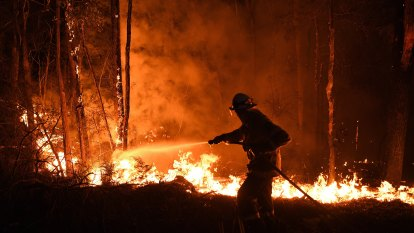 IAG disaster claims budget blown as bushfire claims hit $160m