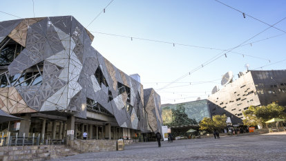 'Our City' group will rail against opening up Fed Square to Yarra River