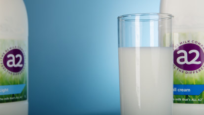 A2 Milk still focused on China despite weak sales and trade tensions