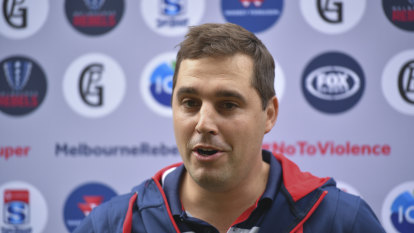 'Dave Wessels is not the answer': Former Wallaby believes time is up for Rebels coach