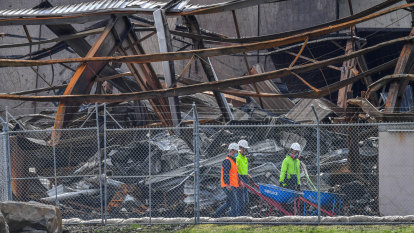 E-waste recycler under pressure from EPA before fire erupted