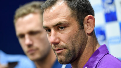 'This is bigger than rugby league': Smith wants NRL season suspended