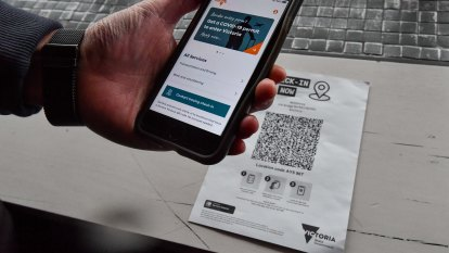 'Contact tracing and nothing else': Greens bid to ban police from QR code data