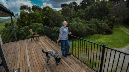 Bush block heroes conserve state's wild places