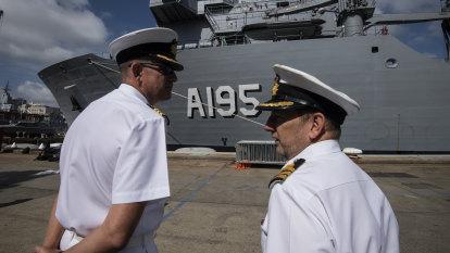 Australia to invest in new long-range missile technology for naval fleet