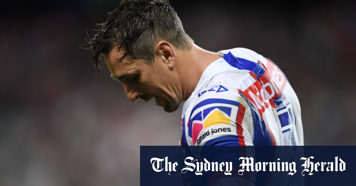 Pearce steps down as Knights captain after texting drama – Sydney Morning Herald