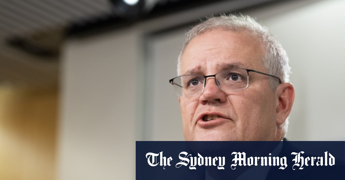 Scott Morrison asks global allies to defend freedom over autocracy warning of competition with China – Sydney Morning Herald