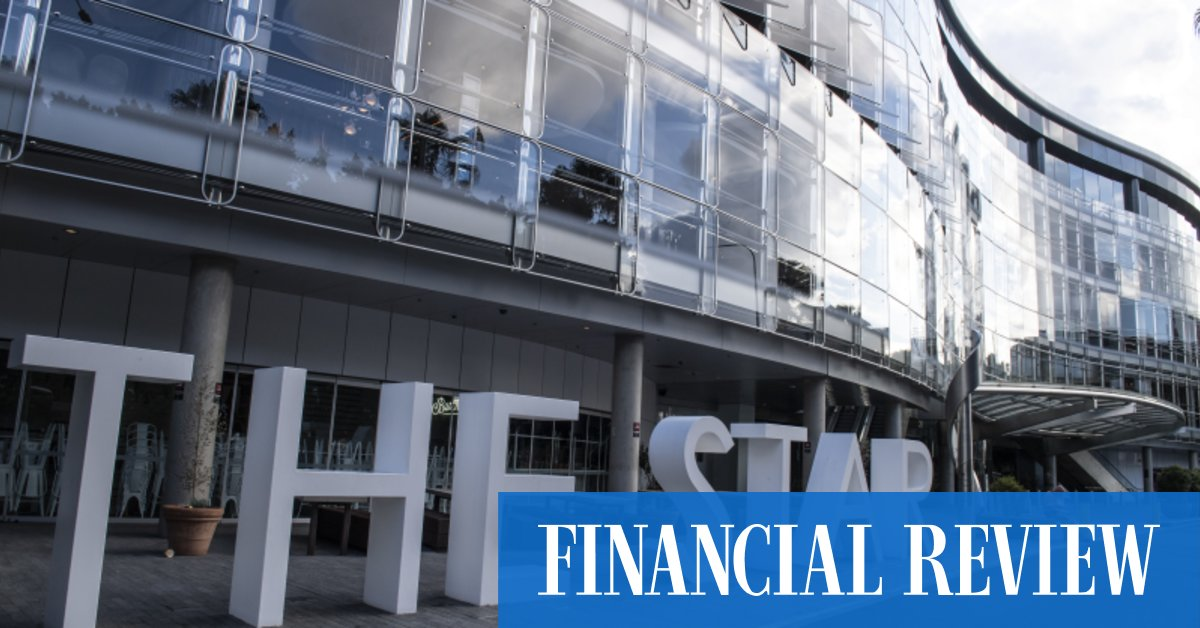 afr.com - Elouise Fowler - The Star abandons Crown merger