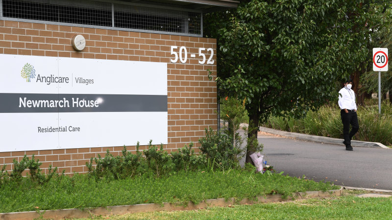 NSW Health investigating possible multiple infection sources at Newmarch House – Sydney Morning Herald