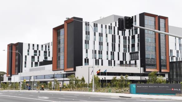 'Hiccups': concerns played down at Northern Beaches Hospital opening