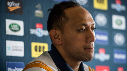 Brumbies captain Lealiifano confirms Japanese switch