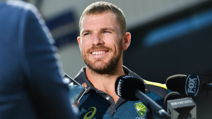 One spot: Warner and Khawaja in battle for opening role