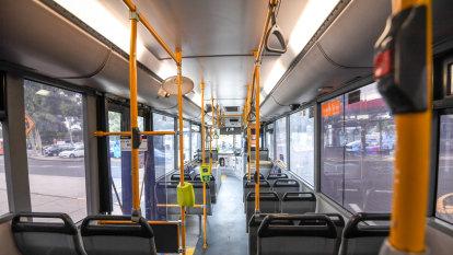 Running on empty: Secret data reveals Melbourne's 'ghost buses'
