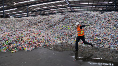 'Game-changer': NSW scheme collects 2 billion containers in 19 months