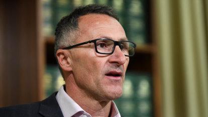 Bob Brown's convoy hurt Labor, says Richard Di Natale