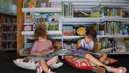 State Library of NSW rolls out welcome mat to children
