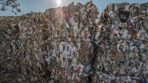 Landfill credits and incentives to recycle the key to reducing waste