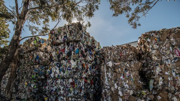 Call to action as Australian recycling rates 'stagnate'