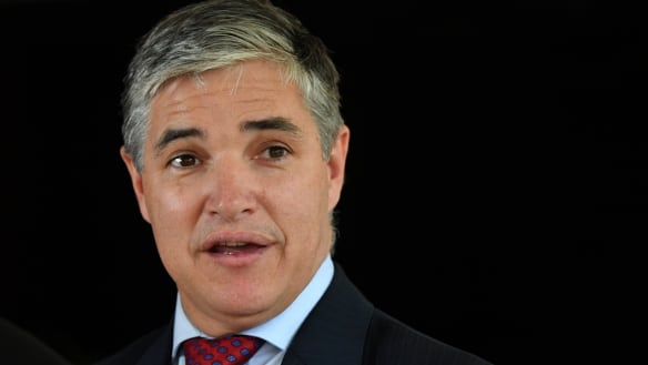 Robbie Katter launches pre-emptive strike to protect 'he' and 'she'