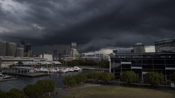 Sydney weather: Storm brings wettest day for Bankstown in more than two years