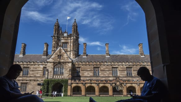'Puerile' culture war battering Ramsay Centre negotiations, says Sydney Uni boss