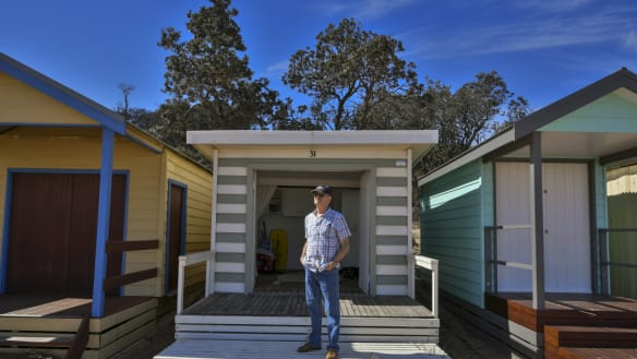 It's rubbish: Why beach box owners are revolting