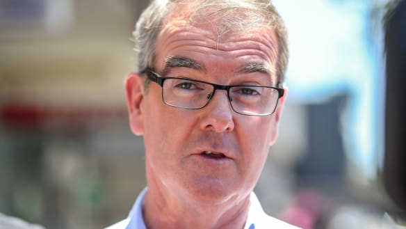 Daley hits start on the election campaign