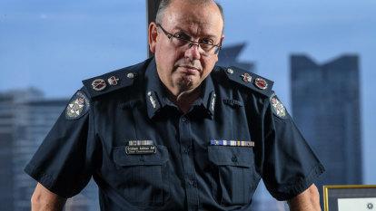 'Off by honest error': Top cop dismisses compulsory body camera push