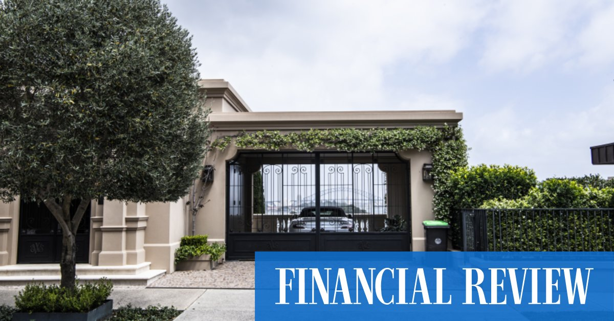 Mortgage limits cool the property market however assist the large banks