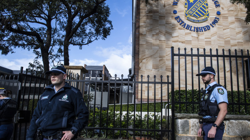 NSW Health checking close contacts of infected students at eastern Sydney schools