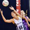 Firebirds down Lightning in Super Netball's Queensland derby