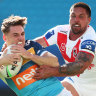 'Barbecuegate' continues to haunt Dragons as Titans send Red V to finals brink
