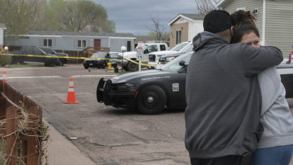 Boyfriend attacks birthday party, kills six and himself in Colorado, say police