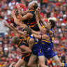 From the Archives, 2006: Eagles earn chance to atone by culling Crows