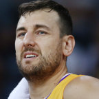 Andrew Bogut has been fined and reprimanded but not silenced.