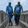 Torres Strait leaders sue federal government over climate change